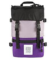Topo Designs Rover Pack Mini - Rucksack, Violet/Black