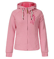 Torstai Philippa Damen-Kapuzenjacke, Pink