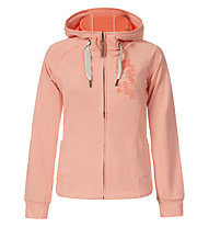 Torstai Philippa Damen-Kapuzenjacke, Orange