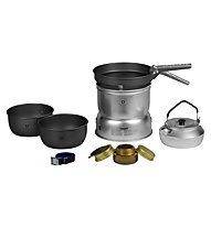 Trangia Storm Cooker 27-8ULHA - set cucina e fornello, Black/Aluminium