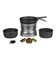 Trangia Storm Cooker 25-7HA - set cucina e fornello, Black/Aluminium