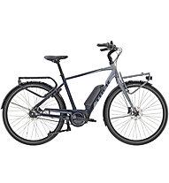Trek District 2 - citybike elettrica, Grey