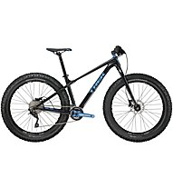 Trek Farley 6, Black Titanite/Trek Cyan