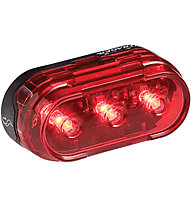 Bontrager Flare 1 - luce posteriore, Red