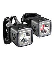 Bontrager Ion 100 R/Flare R - set di illuminazione bici, Black