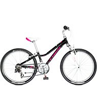 Trek MT 220 Girl, Seeglass Trek Black/Flaming Rose