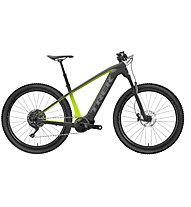 Trek Powerfly 5 (2021) - MTB elettrica, Grey/Yellow