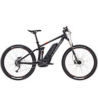 Trek Powerfly FS 5 (2017) E-Mountainbike/Fully, Matte Trek Black/Roarange