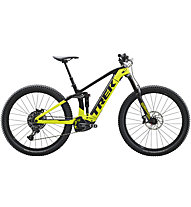 Trek Rail 9.7 NX (2020) - eMountainbike, Yellow/Grey