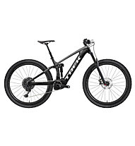 Trek Rail 9.7 NX Carbon (2021) - MTB elettrica enduro, Grey/Black