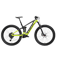 Trek Rail 9.7 NX Carbon (2021) - MTB elettrica enduro, Grey/Yellow