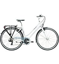 Trek Rome 21-Speed Midstep BLX, White