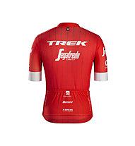 Trek Jersey Santini Trek Replica - maglia bici - uomo, Red