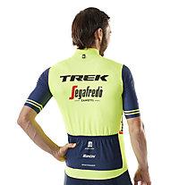 Trek Santini Trek-Segafredo Team Replica Training - Radtrikot - Herren, Yellow/Blue