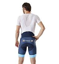 Trek Santini Trek Factory Racing Men's XC Team Replica - pantaloncino mtb xc - uomo, Blue