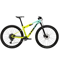Trek Supercaliber SL 9.7 (2020) - MTB fully, Green