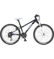 Trek Superfly 24 - Bici Per Bambini, Black Titanite/True Blue