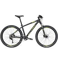 Trek X Caliber 9 (2016), Matte Trek Black/Volt Green