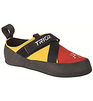 Triop Junior - Kletterschuhe - Kinder, Red/Yellow