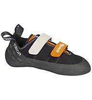 Triop Orca Velcro - Kletterschuhe - Herren, Black/Orange