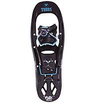 Tubbs Flex RDG 22 - Schneeschuh - Damen, Black/Blue