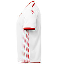 Uhlsport Tunesien 2018 - Fußballtrikot - Herren, White/Red