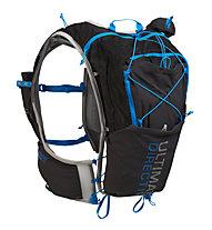 Ultimate Direction Adventure Vest 5.0 17L - Herren-Laufrucksack, Black/Blue