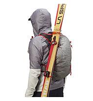 Ultimate Direction Skimo 20 - zaino scialpinismo, Grey/Red