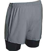 Under Armour 2in1 Trainer HeadGear Short Pantaloni corti fitness, Grey