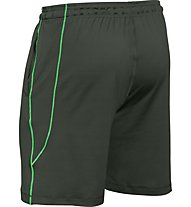 Under Armour Raid International Short 8'', Green/Green
