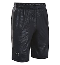 Under Armour 8in Raid Novelty Short - Pantaloni Corti, Black