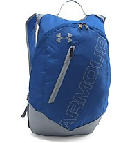 Under Armour Adaptable BP Zaino, Blue