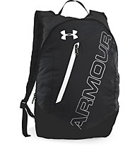 Under Armour Adaptable BP Zaino, Black