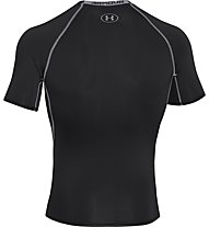 Under Armour HeadGear Kompressionsshirt Herren, Black