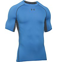 Under Armour HeadGear Kompressionsshirt Herren, Brilliant Blue