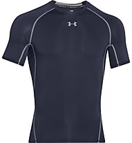 Under Armour HeadGear Kompressionsshirt Herren, Midnight Navy