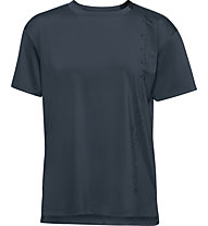 Under Armour Armour Sport Graphic - Trainingsshirt - Damen, Blue