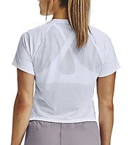 Under Armour Armour Sport HI-LO - T-shirt fitness - donna, White