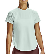 Under Armour Armour Sport HI-LO - T-shirt fitness - donna, Light Green