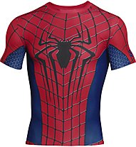 Under Armour Under Armour Spider-Man Compression Shirt, Red