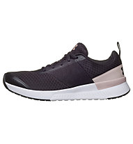 Under Armour Aura Trainer - Turnschuh - Damen, Black/Rose