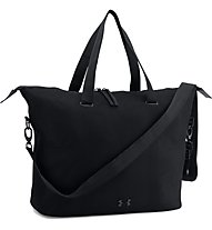 Under Armour Bag on the Run - Umhängetasche Damen, Black