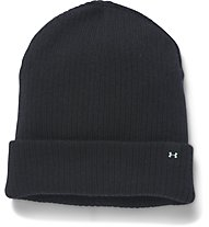 Under Armour UA Favorite Knit Boyfriend Beanie Damen, Black