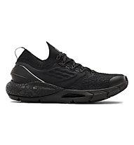 Under Armour B Grade School UA HOVR™ Phantom - scarpe running - ragazzo, Black