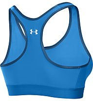 Under Armour Mid Impact Sport-BH, Water Blue