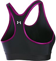 Under Armour Mid Impact Sport-BH, Black/Magenta
