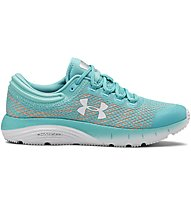 Under Armour Charged Bandit 5 - Neutrallaufschuh - Damen, Light Blue