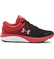 Under Armour Charged Bandit 5 - scarpe running neutre - bambino, Black/Red