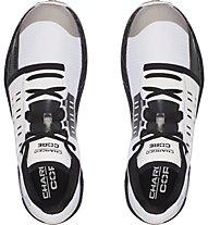 Under Armour Charged Core - scarpe da ginnastica, White/Black