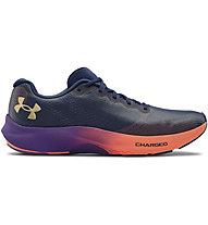 Under Armour Charged Pulse - scarpe running neutre - uomo, Blue/Black/Orange/Violet